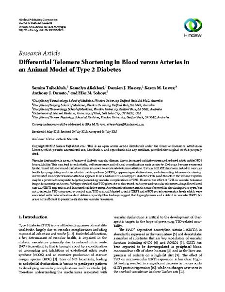 Telomere_Shortening_Animal_Model_T2_Diabetes.Elke_Sokoya.JDR_2015
